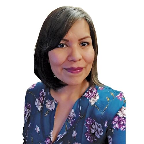 Valerie Begay.